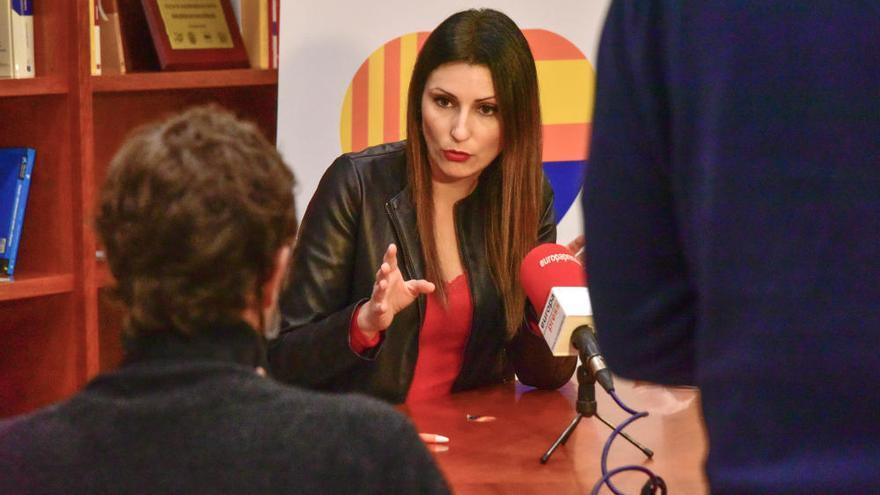 Lorena Roldán deja Cs para marcharse al PP de Cataluña