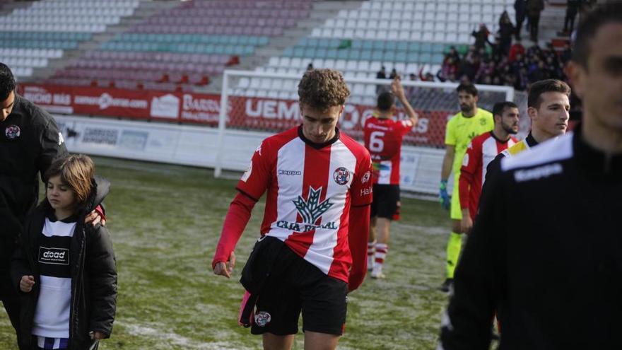 El Zamora suma su primera derrota en siete meses y la primera de la temporada