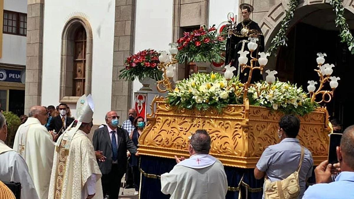 Día grande por San Nicolás   RAFAEL RAMOS