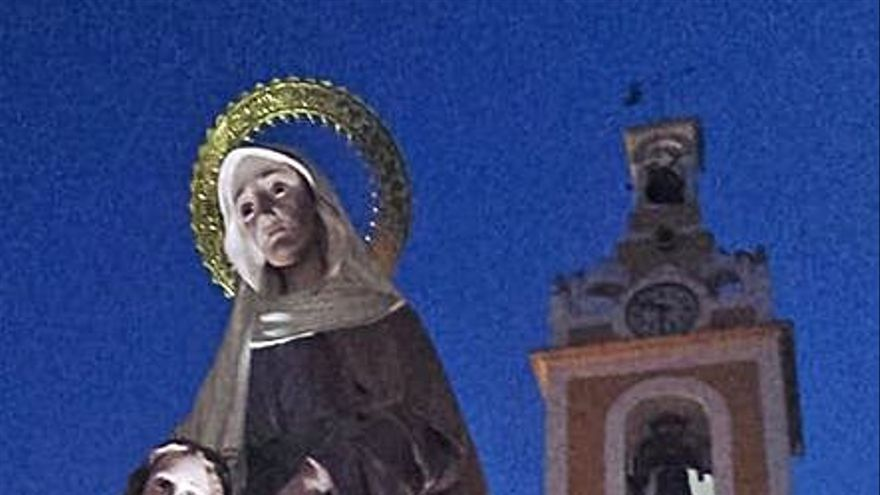 Bellús celebra els dies dedicats a la seua patrona Santa Ana