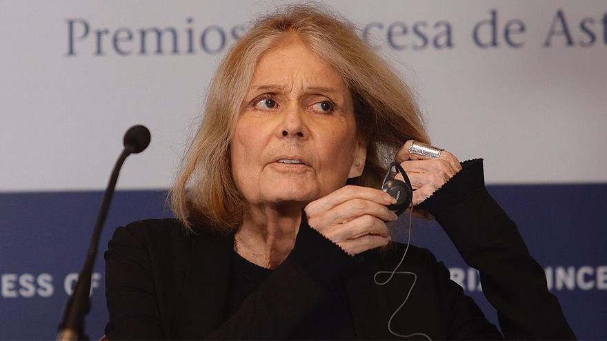 """Gloria Steinem: """"Llegaremos a vivir en una sociedad igualitaria, aunque el camino es largo y complicado"""""""
