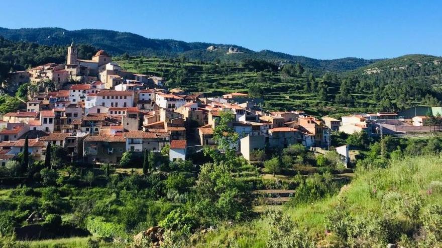 La Pobla de Benifassà llama al autoconfinamiento de sus vecinos