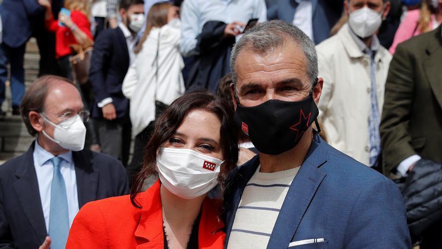 La Junta Electoral avala la inclusión de Toni Cantó en las listas del PP