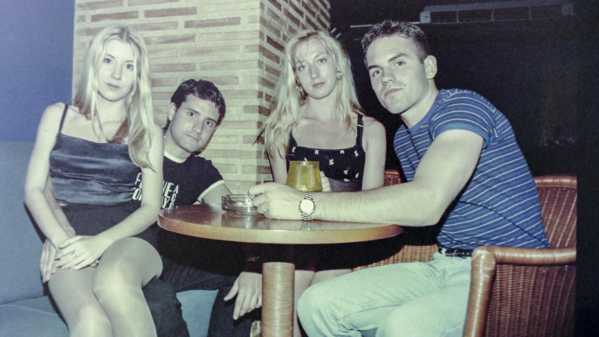 ¿Estuviste en la discoteca The Face en los 90? A ver si vas a salir en esta galería de fotos