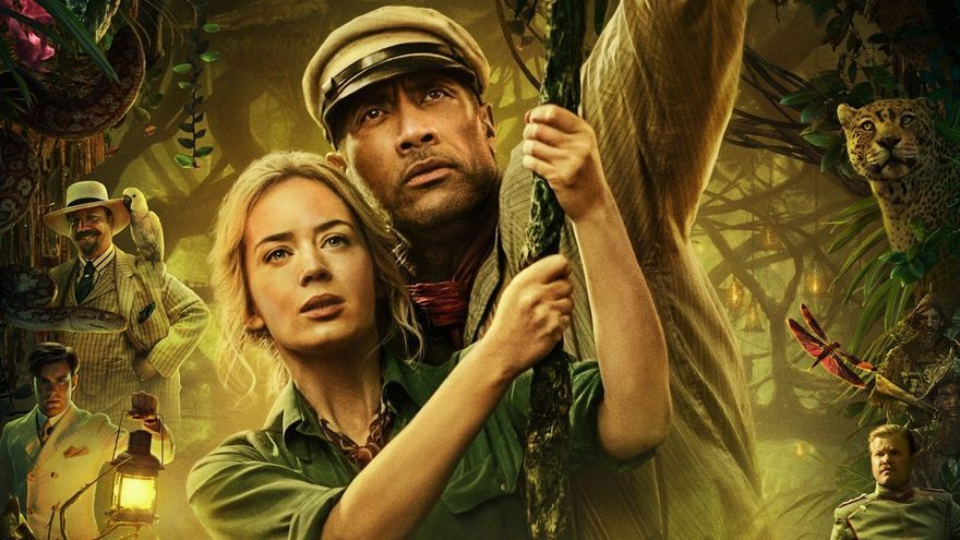 Disney estrenará 'Jungle Cruise' en cines y streaming el 30 de julio