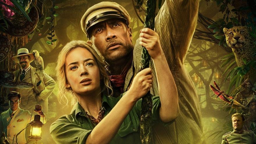Disney estrenará 'Jungle Cruise' en cines y streaming el 30 de julio
