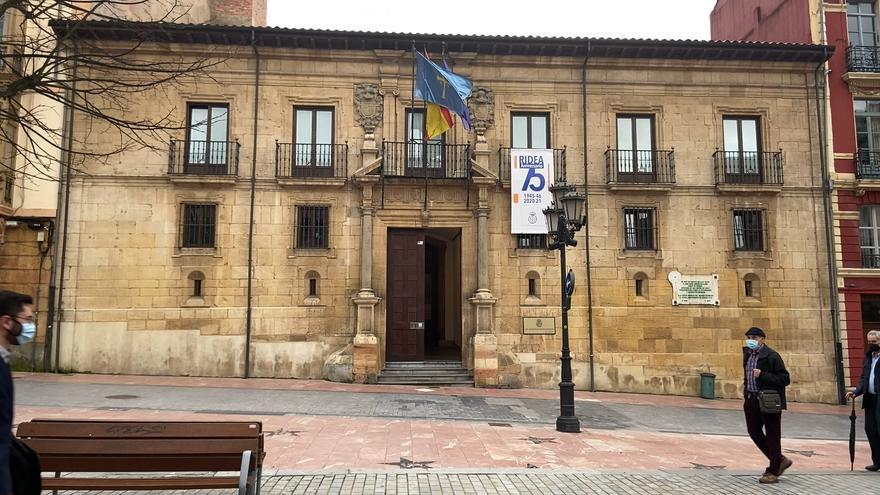 Patrimonio Oviedo: Palacio de Toreno (Ridea)