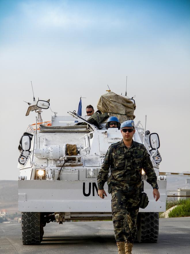 El Mando de Canarias despliega 612 militares a la próxima misión en Líbano