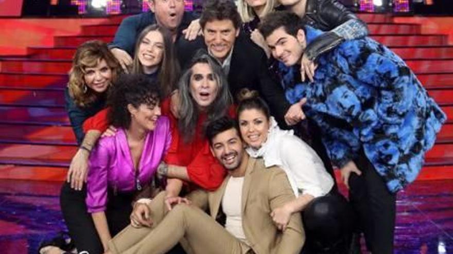 Antena 3 estrena el viernes  la octava temporada de  «Tu cara me suena»
