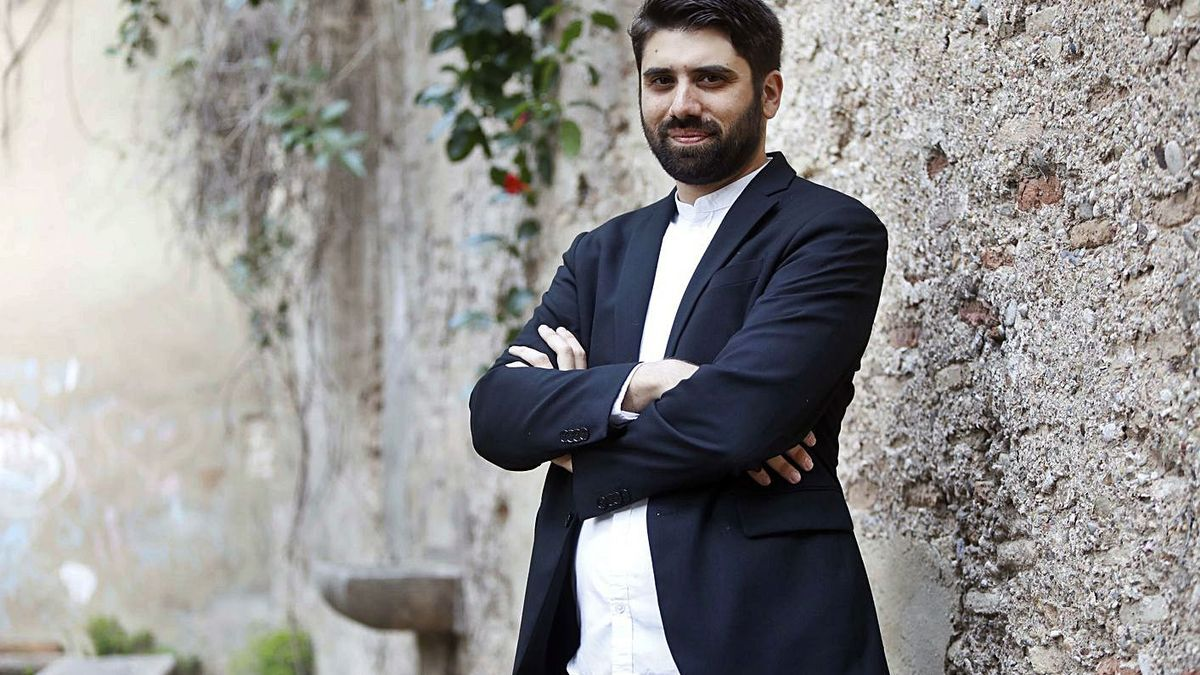 El director de Cinema Jove, Carlos Madrid. | M.A.MONTESINOS