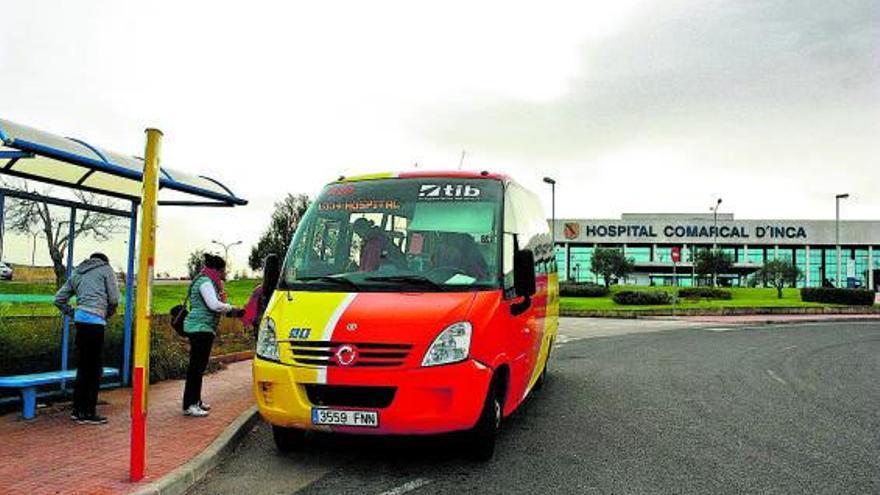 El Govern quiere implantar una tarjeta del bus TIB interislas  «a medio plazo»