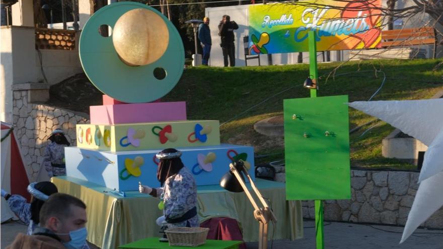 Figueres estrena la Gran Parada Reial al Passeig Nou