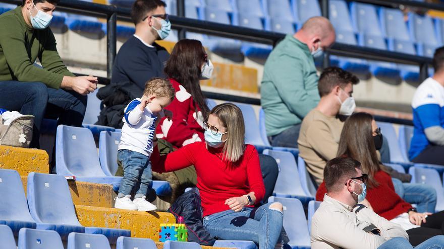 El Hércules rebaja el precio de las 4.000 entradas para el partido contra el Cornellà