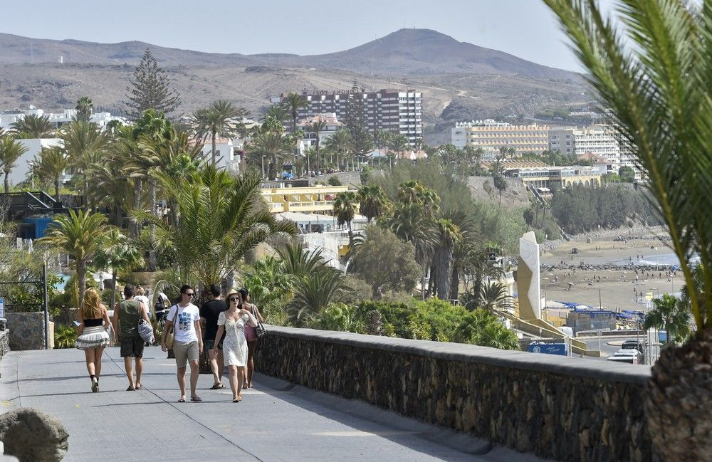 Tiempo en Gran Canaria (10/09/2021)