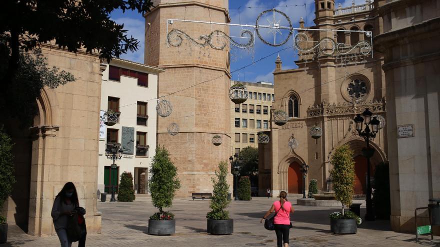 """El comercio de Castellón pide adelantar y reservar las compras de Navidad """"por si hay retrasos"""""""