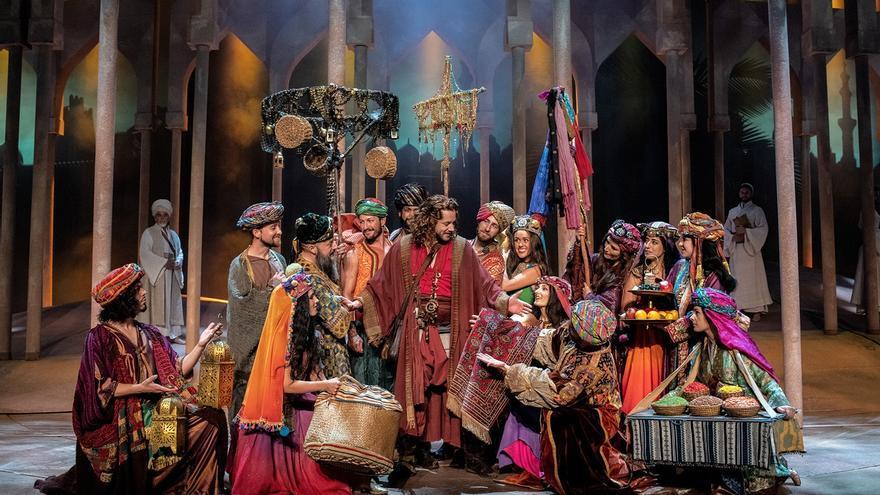 El Cervantes devuelve las entradas del musical 'El médico' al no encontrar nuevas fechas