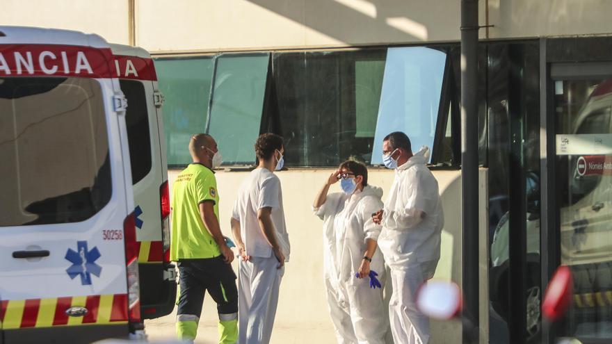 El año comienza con 13 fallecidos y 1.098 nuevos contagios en la Comunitat Valenciana