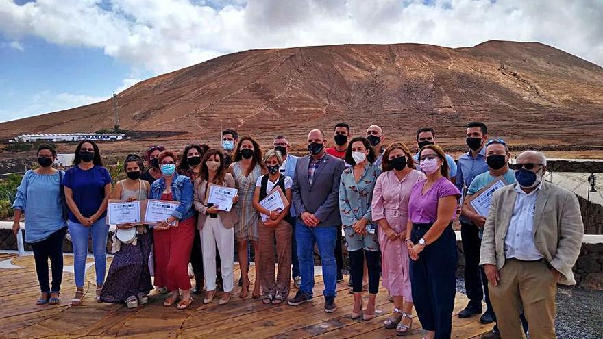 El Cabildo promueve el ecoturismo para diversificar la oferta de Fuerteventura