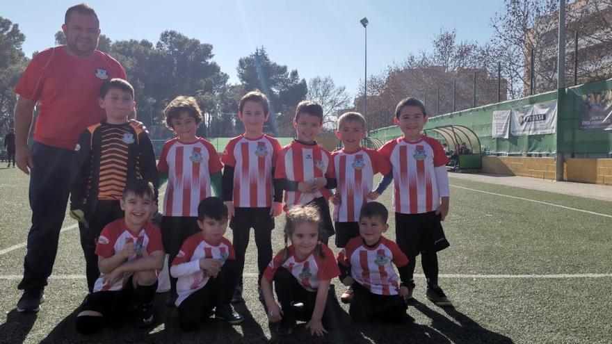 La AD Puente Romano organiza un torneo en el Día de Andalucía