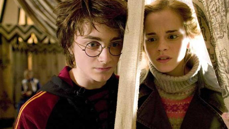 Reencuentro de los actores de 'Harry Potter'