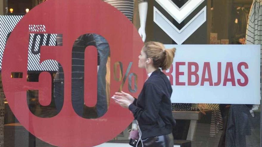 Los comerciantes gallegos esperan que las ventas crezcan un 5% en las rebajas