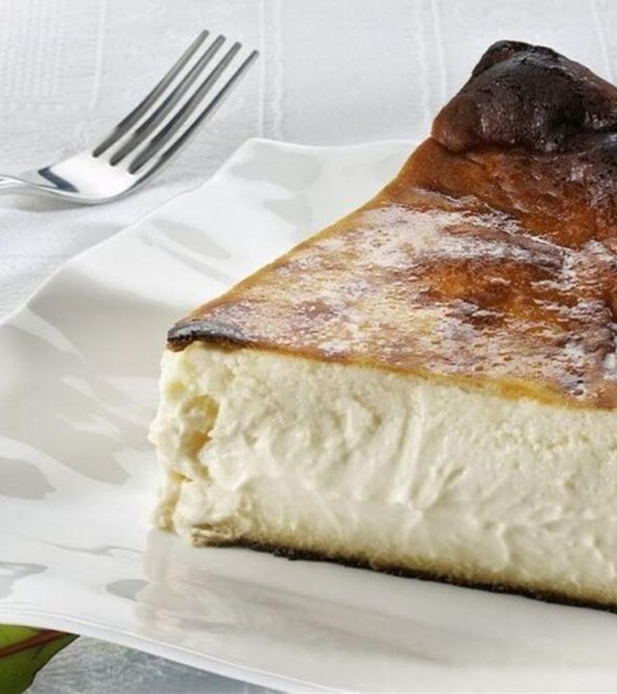 Aprende a hacer la mejor tarta de queso del mundo en solo 27 segundos