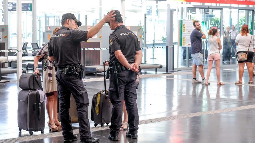 El SUP reclama un local para la Brigada Móvil de la Policía en la estación de tren de Alicante