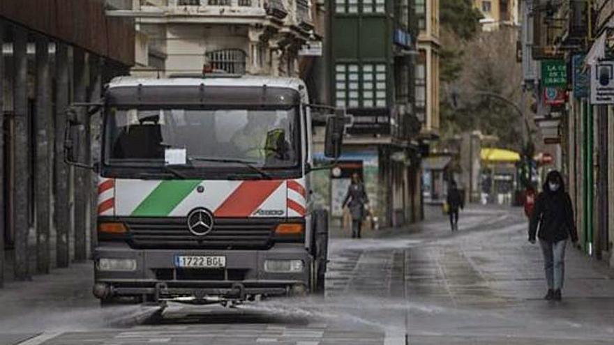 Las bajas económicas en las ofertas del contrato de basuras de Zamora llegan hasta el 24%