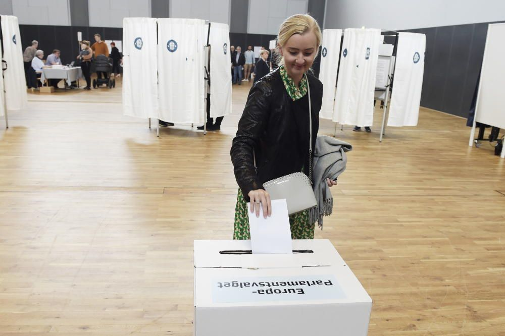 European Union elections Denmark