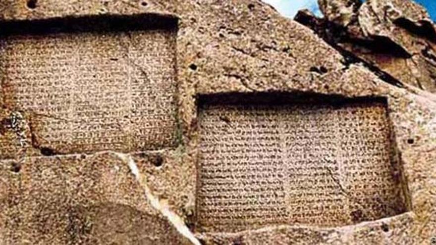 Un arqueólogo francés descifra el 'elamita', un lenguaje de 4 milenios