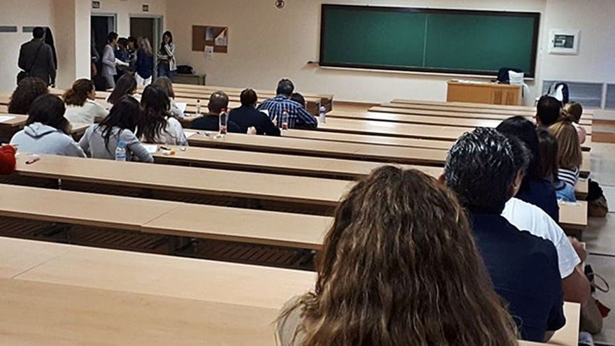 Andalucía retoma este sábado las oposiciones para docentes aplazadas por la pandemia