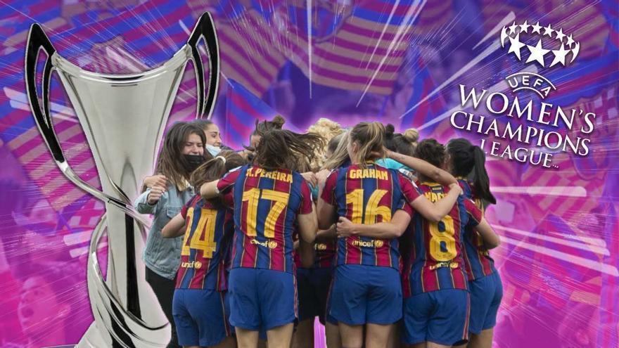 El Barça femení es proclama campió de la Champions