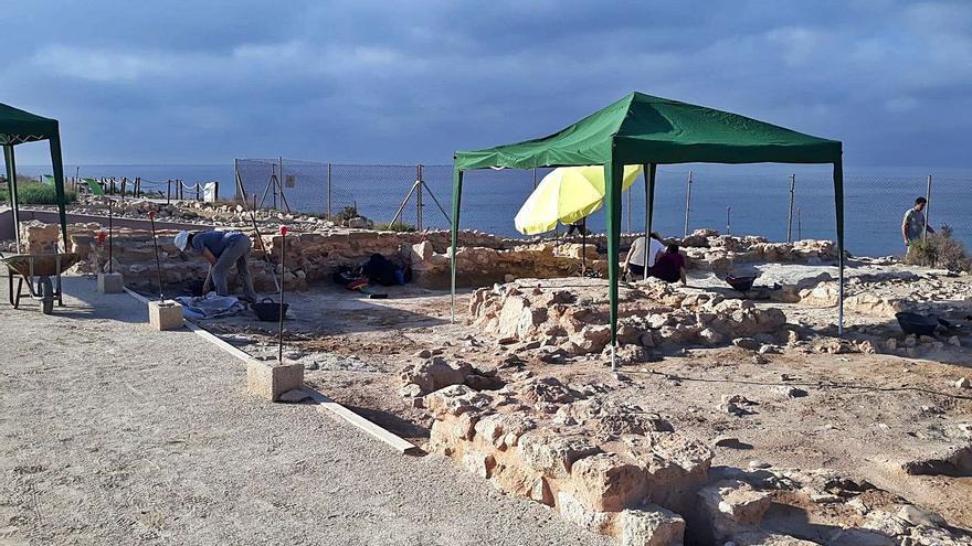 Descobreixen una conservera de peix del segle IV aC al Campello