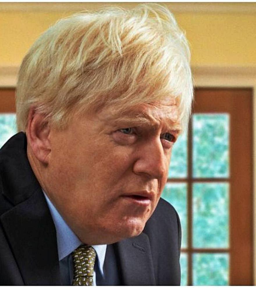 Kenneth Branagh será Boris Johnson