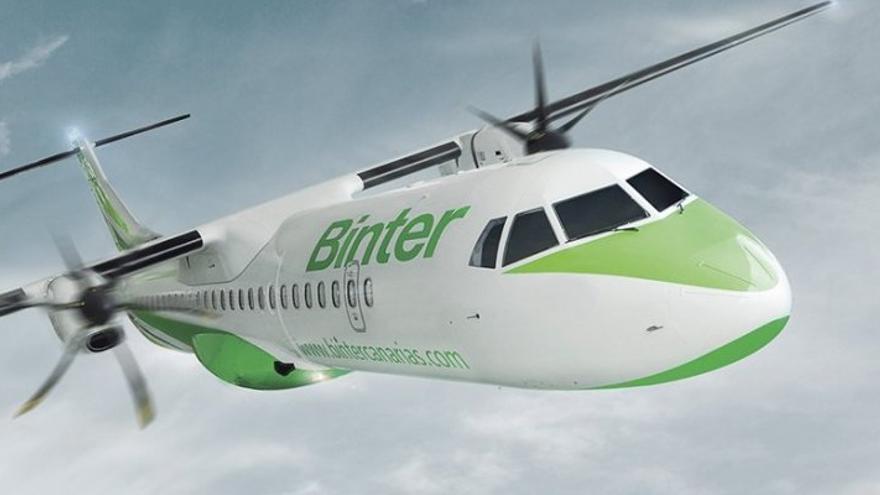 Binter lanza un 'Bintazo' para volar a destinos europeos desde 60,05 euros