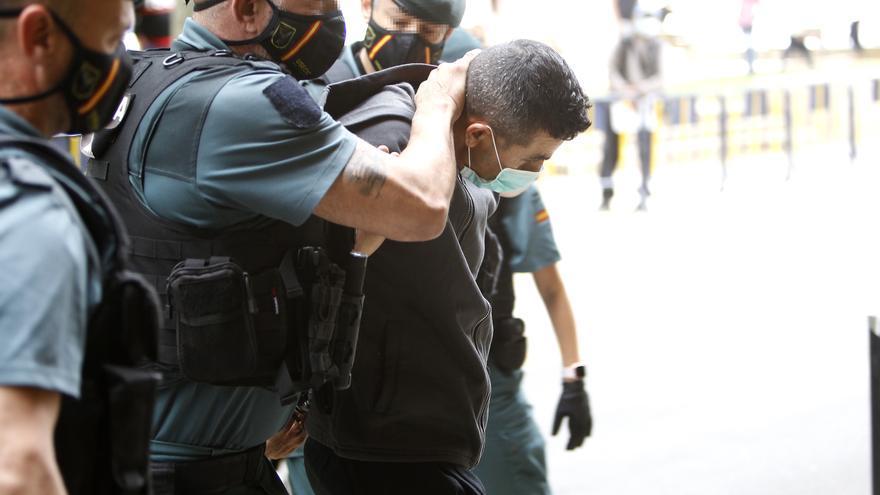 El juez envía a prisión al presunto asesino de su expareja de Mallorca