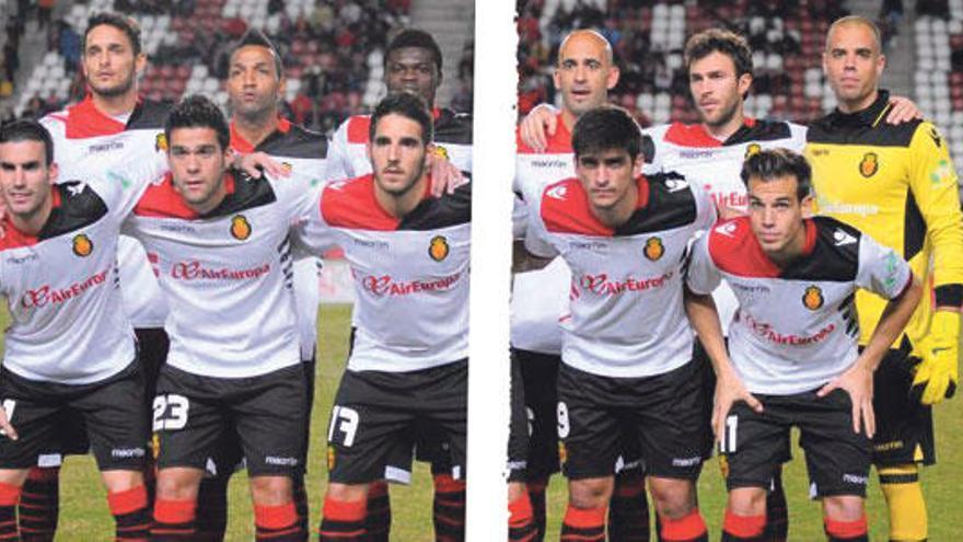 Un Mallorca partido en dos