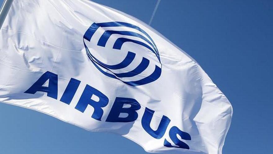 Airbus perdió 1.133 millones de euros en 2020
