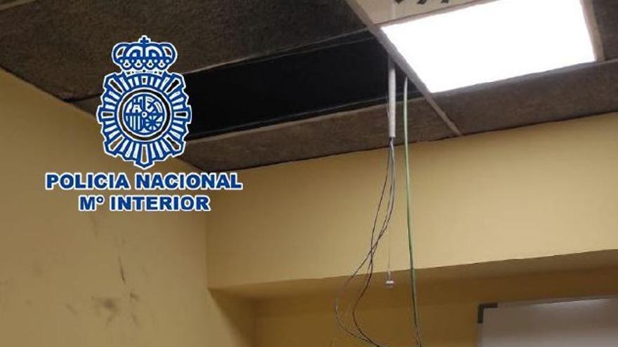 Intenta robar en unas oficinas de Metro Madrid y tiene que ser rescatado tras dos días atrapado en un conducto de ventilación