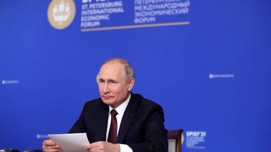 Putin no ve posible lograr grandes avances en su reunión con Biden