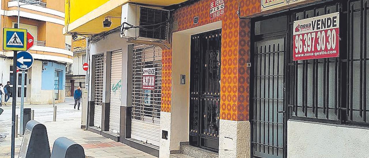 La pandemia rebajó un 14% en 2020 la compraventa de viviendas en l'Horta