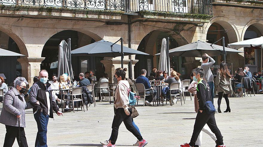 """Marzo fue """"extraordinariamente seco"""" en Ourense y en los últimos 34 días llovió 5"""