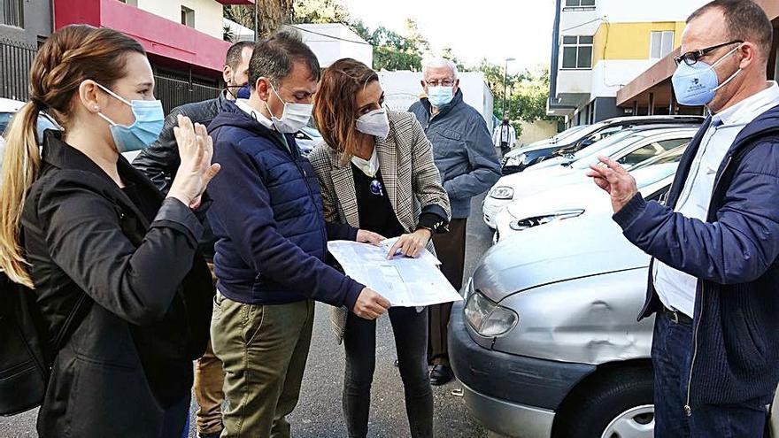 El Consistorio destina 40.000 euros a mejoras de accesibilidad en Miramar