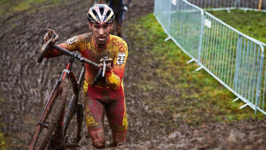 Felipe Orts firma una remontada épica en el Mundial de Dubendorf 2020