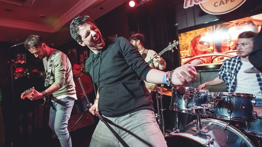 Tarifa Plana pone música a los 20 años de City Sightseeing