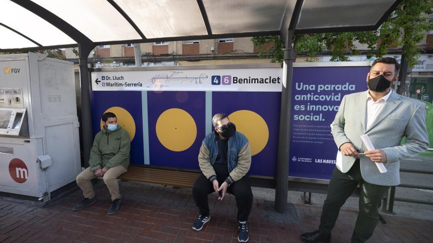 """Tres """"ideas brillantes"""" llegan a las calles de València"""
