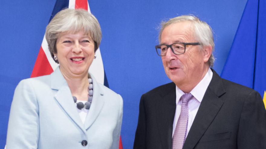 Acord entre la Comissió Europea i el Regne Unit sobre les condicions del Brexit