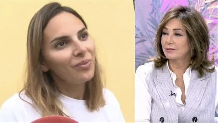"""Ana Rosa carga contra 'Sálvame' y defiende a Irene Rosales: """"Es ridículo"""""""