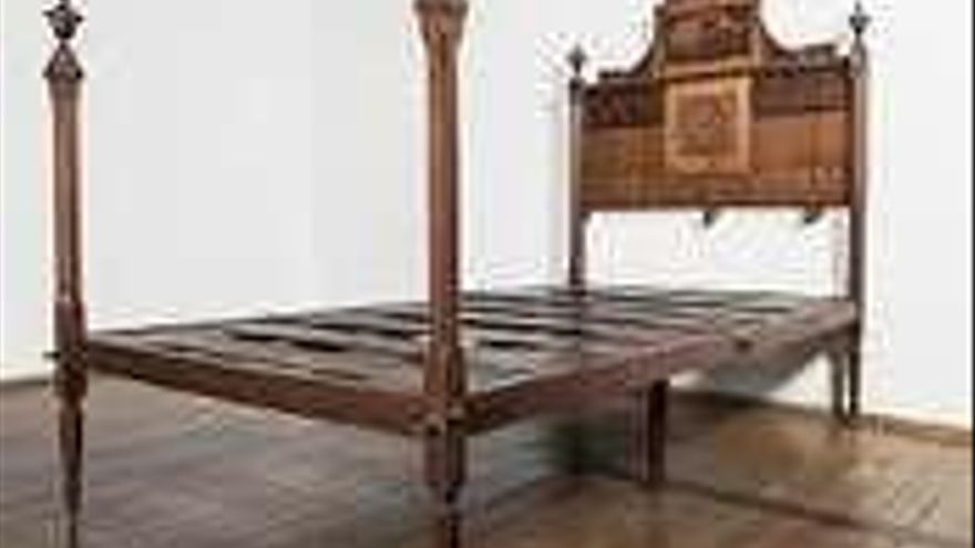 """Llabrés: """"La cama de Jovellanos en Bellver era de quita y pon y tenía doble colchón"""""""