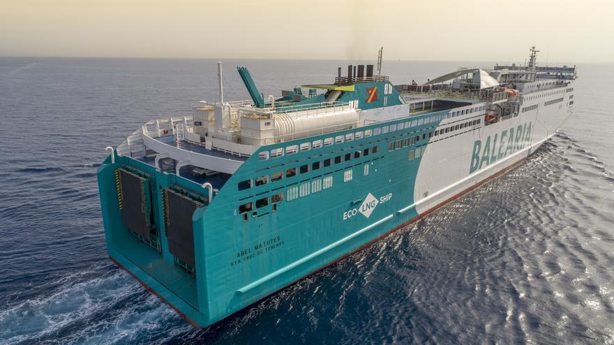 La solución para mejorar la calidad del aire de los puertos y descarbonizar el mar